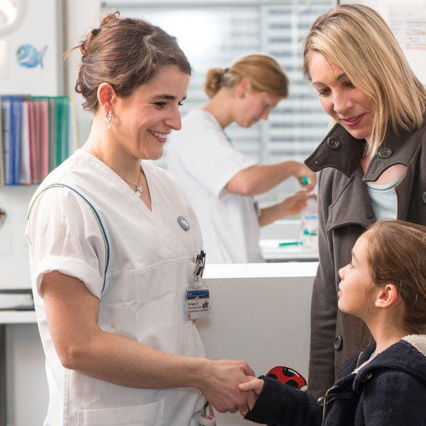 Kinder- und Jugendmedizin KSW