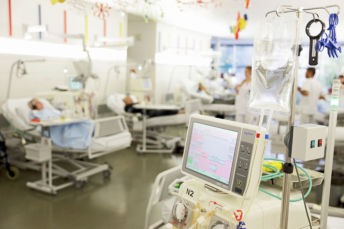 KSW Nephrologie Dialyse