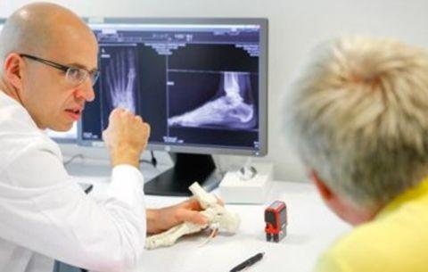 Orthopädie und Traumatologie KSW Klinik