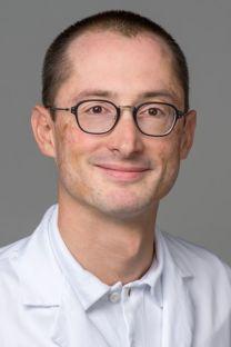 Portrait Dr. med. Lukas Wildi