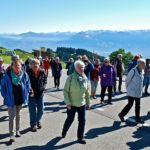 Pensioniertenwanderung – sonnig und leicht trocken