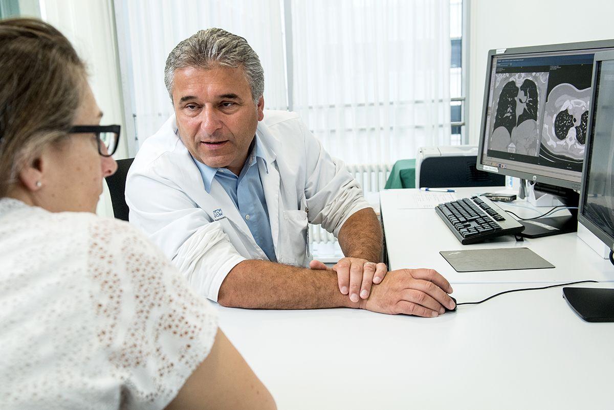 Orthopädische Tumorchirurgie