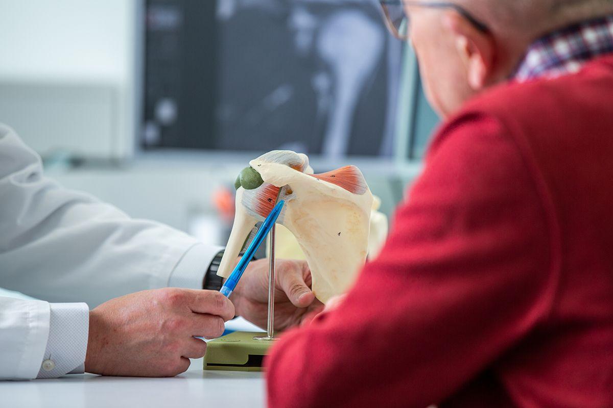 Schulterchirurgie und Ellenbogenchirurgie