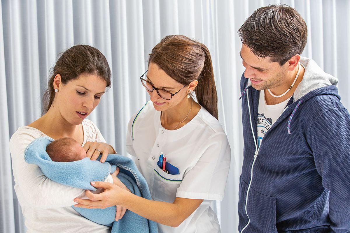 Die Gesundheit Ihres Babys