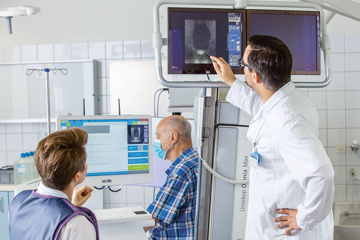 Spezialsprechstunde Neuro-Urologie am KSW
