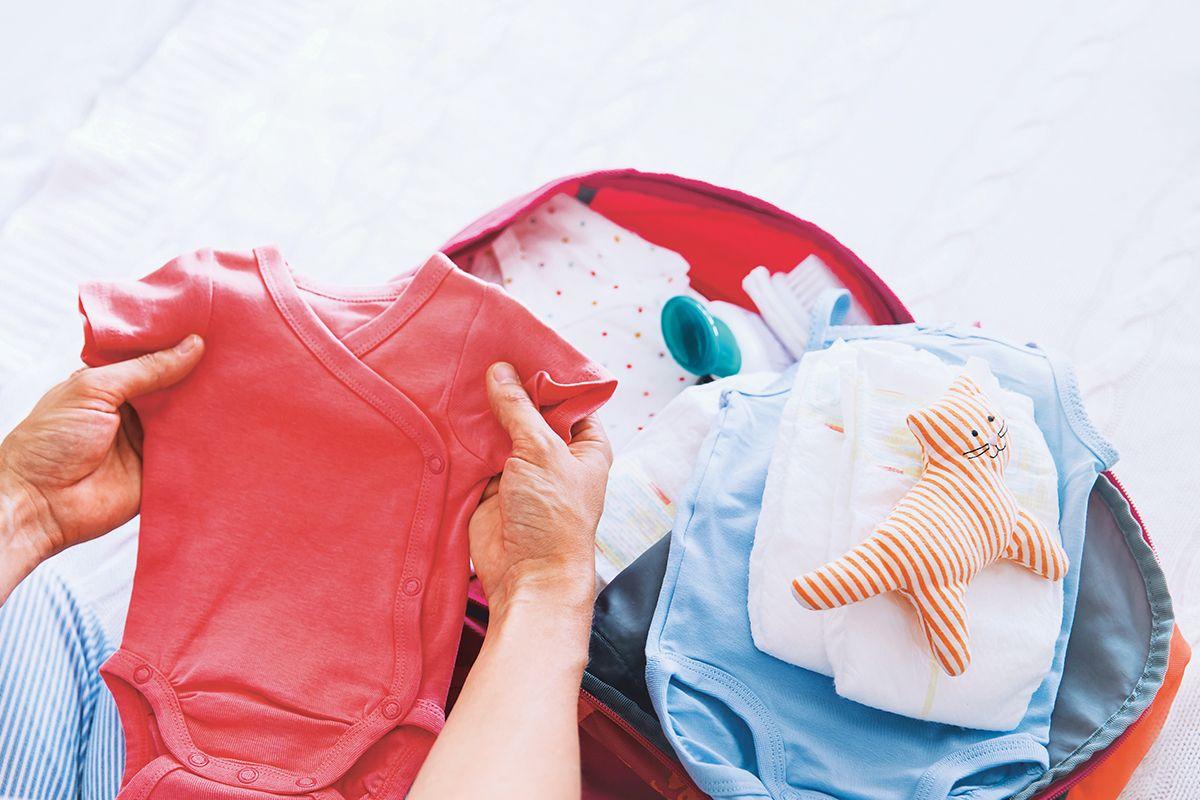 Packliste für die Geburt