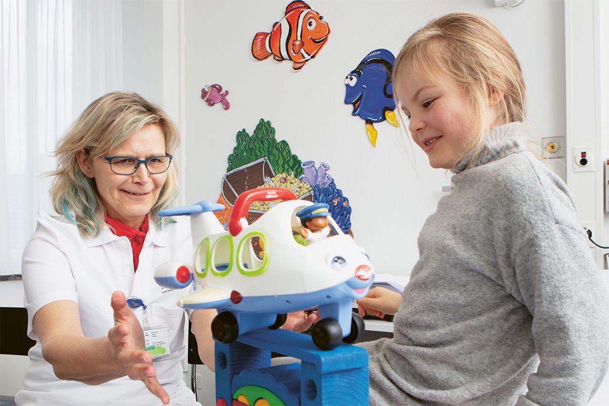 Zentrum Chirurgie am Kind