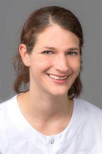 Magdalena Ceroli, Teamleiterin Sprechstundenzentrum